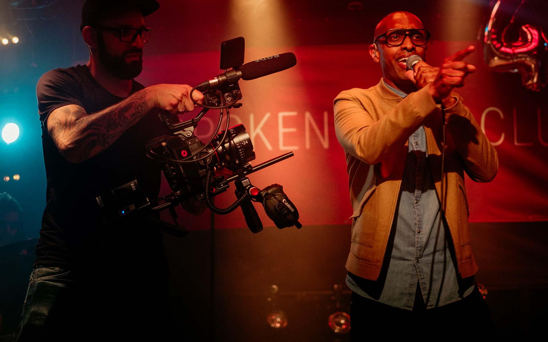 AMIAZ Event- und TV- Moderation Köln